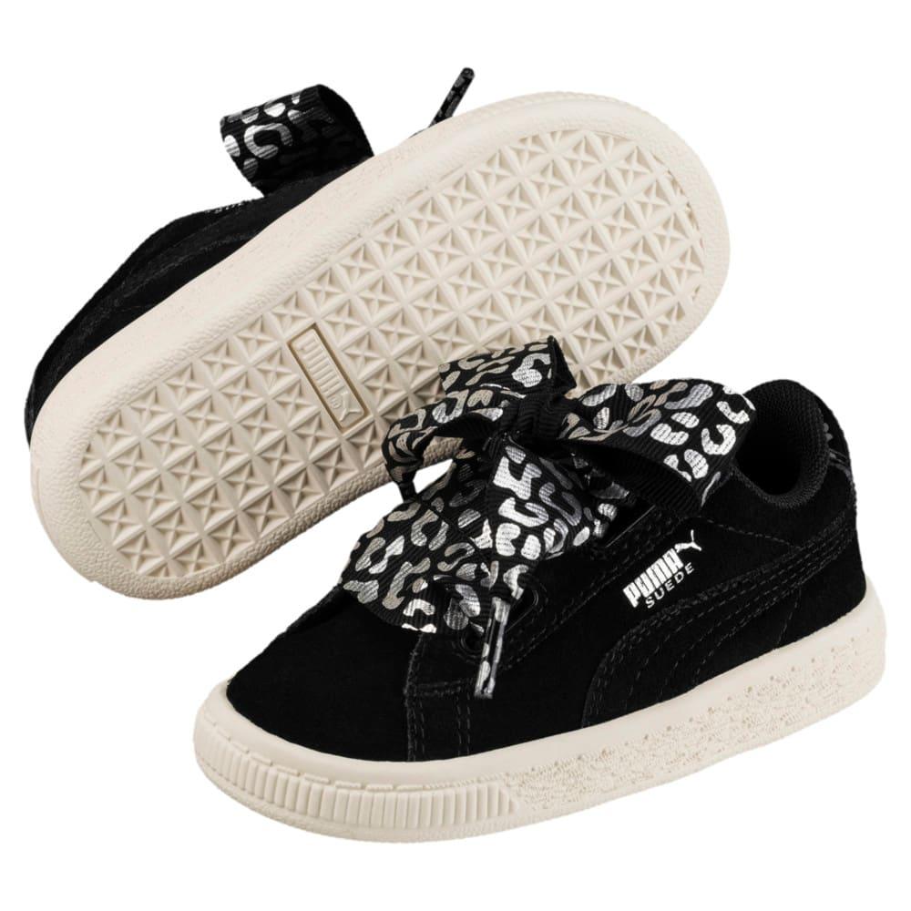 Görüntü Puma Suede Heart Ath Luxe Bebek Ayakkabısı #2