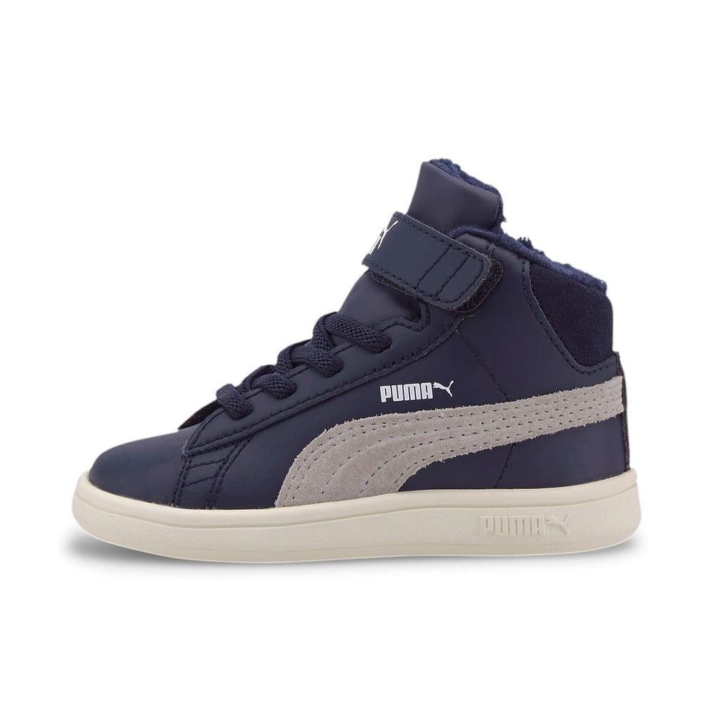 Зображення Puma Дитячі кросівки Smash V2 Mid Fur V #1