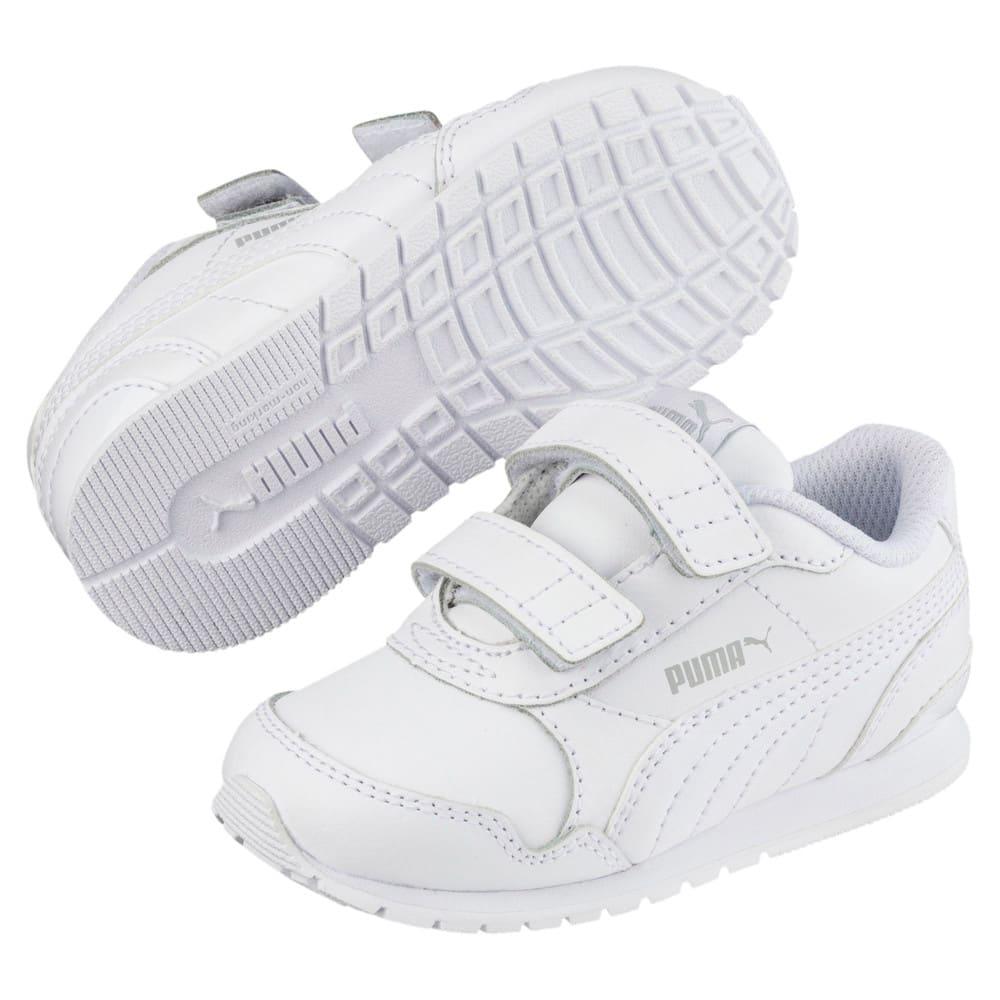 Görüntü Puma ST Runner v2 L Bantlı Çocuk Ayakkabı #1