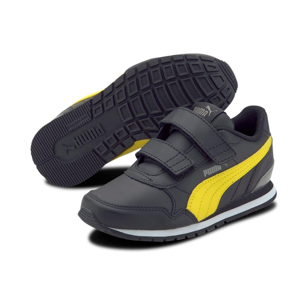 Görüntü Puma ST Runner v2 L Bantlı Çocuk Ayakkabı #2