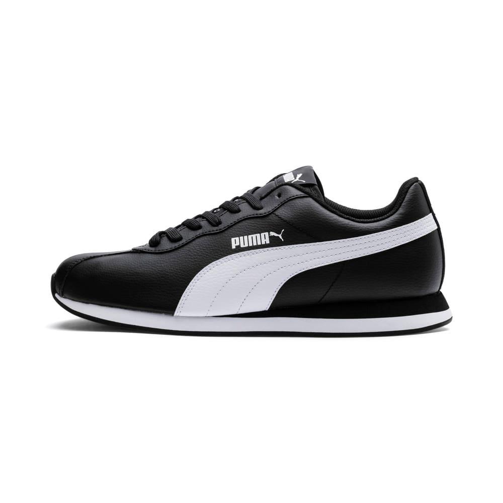 Изображение Puma Кроссовки Puma Turin II #1: Puma Black-Puma White