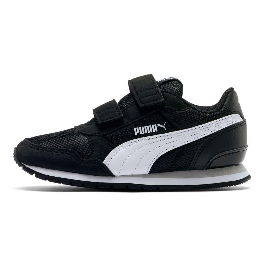 Görüntü Puma ST RUNNER v2 Mesh Bantlı Çocuk Ayakkabı #1