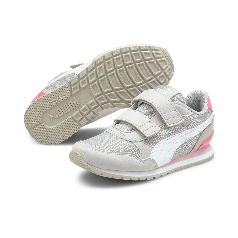 Görüntü Puma ST Runner v2 Mesh Bantlı Çocuk Ayakkabı #2