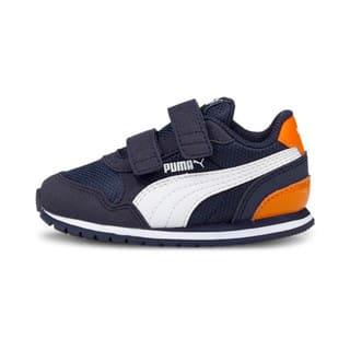 Görüntü Puma ST Runner v2 Mesh Bantlı Bebek Ayakkabı