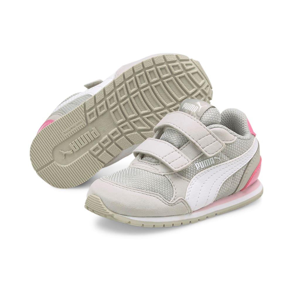 Görüntü Puma ST Runner v2 Mesh Bantlı Bebek Ayakkabı #2