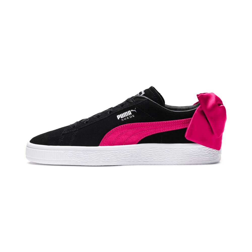 Imagen PUMA Zapatillas Suede Bow para niñas #1