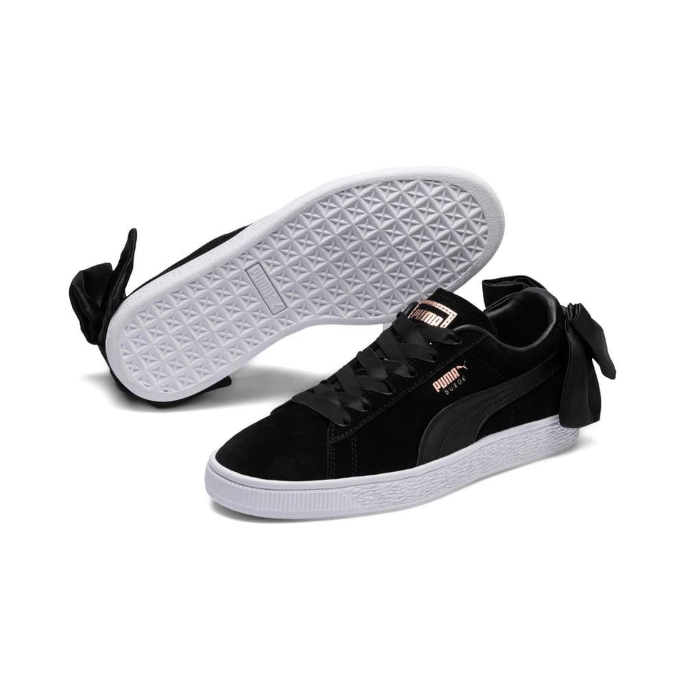 Görüntü Puma Suede Bow Kadın Ayakkabı #2
