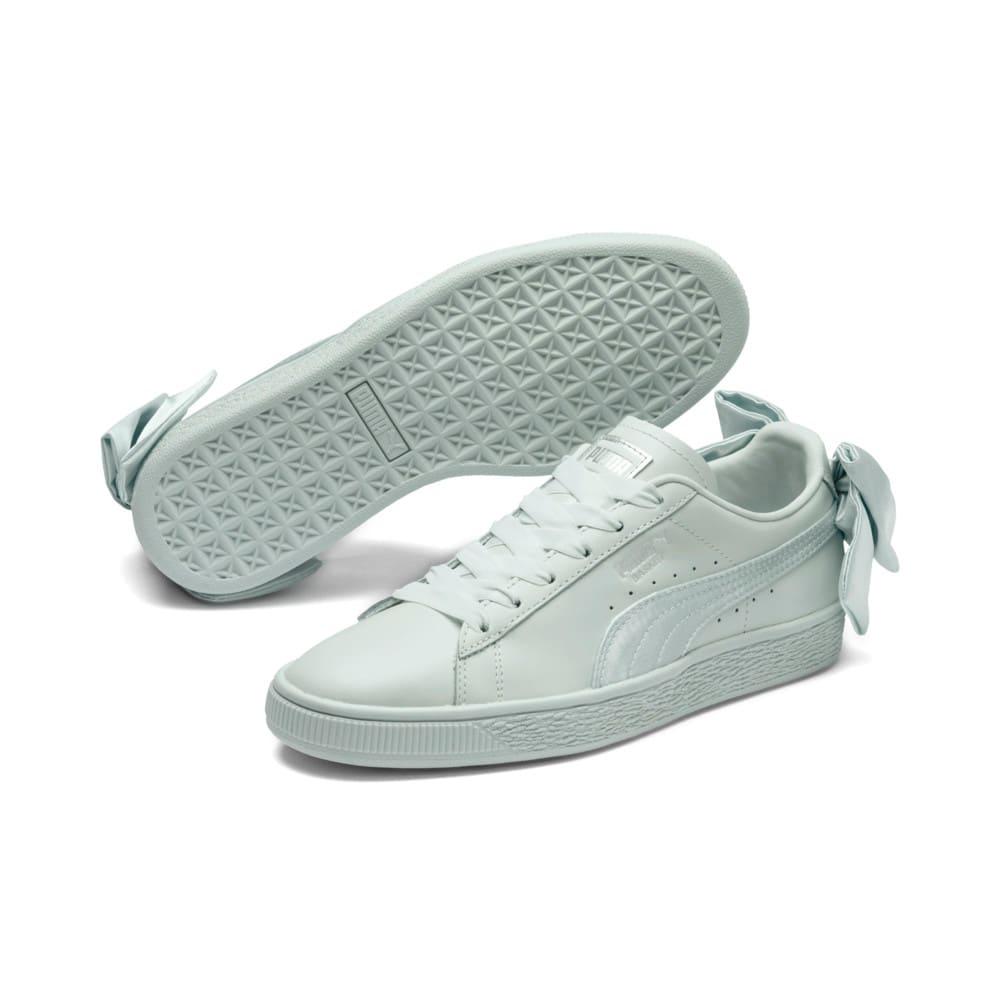 Görüntü Puma Basket Bow Kadın Ayakkabı #2