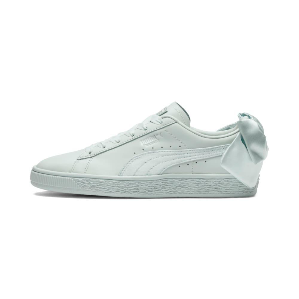 Görüntü Puma Basket Bow Kadın Ayakkabı #1