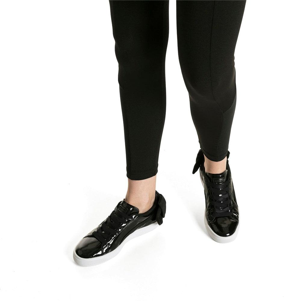 Imagen PUMA Zapatillas Basket Suede Bow para mujer #2