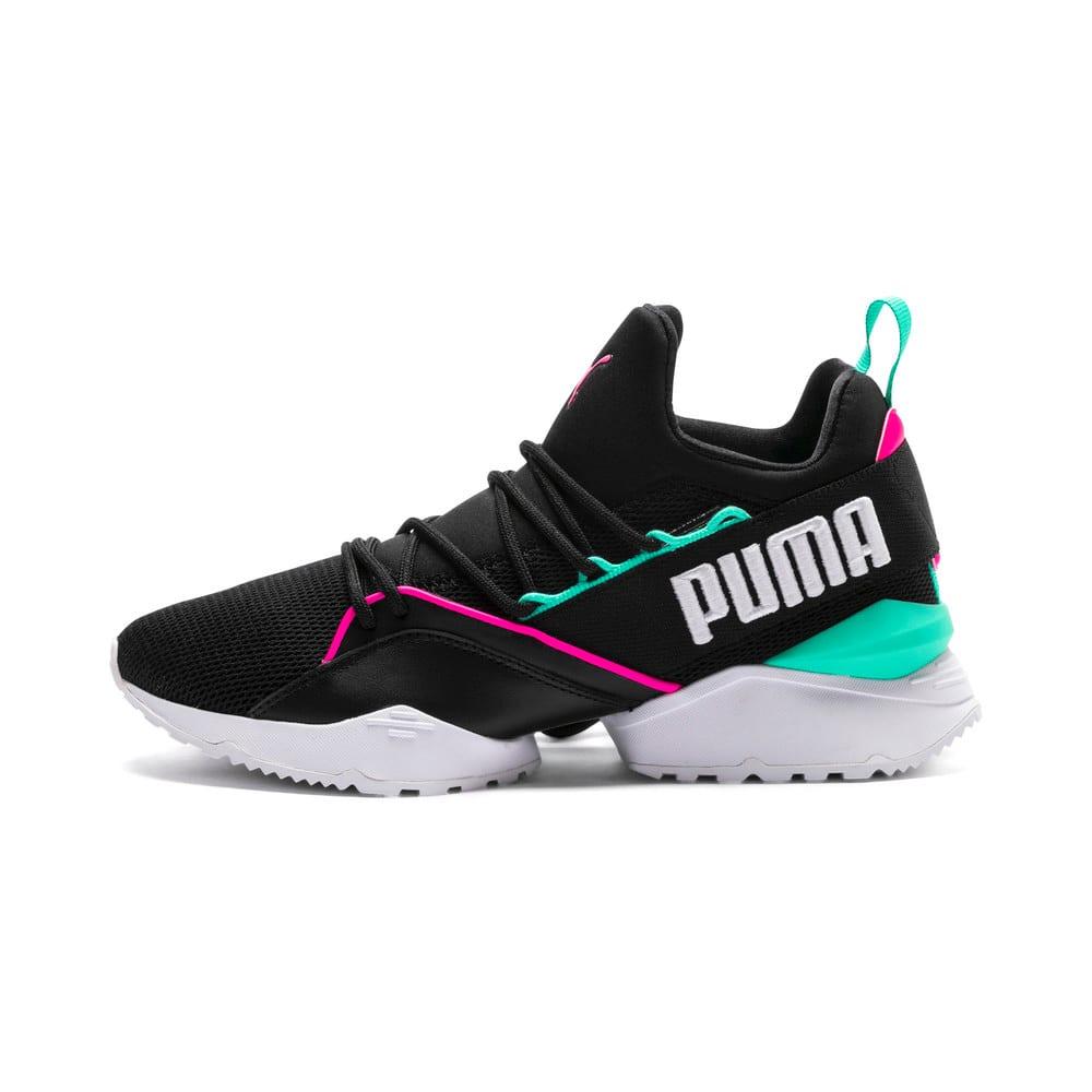 Görüntü Puma EVOLUTION Muse MAIA Street 1 Kadın Ayakkabı #1