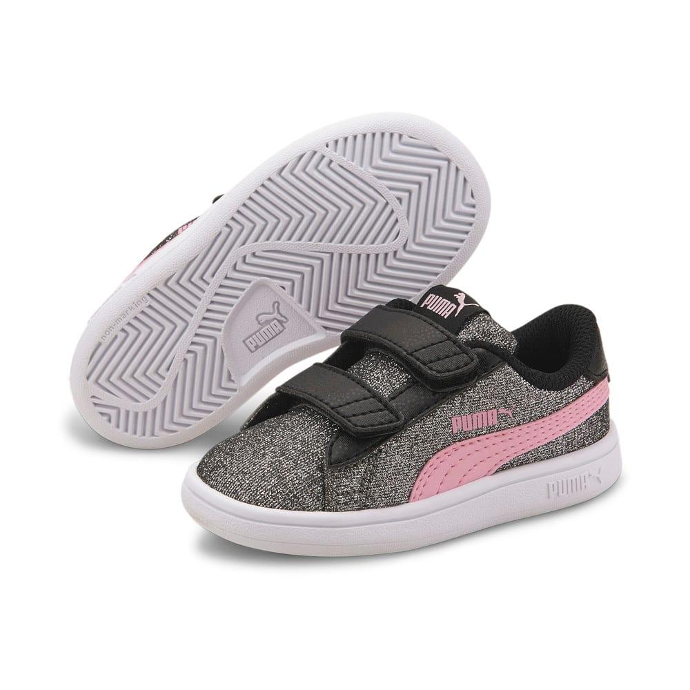 Imagen PUMA Zapatillas Puma Smash v2 Glitz GlamV para bebé #2