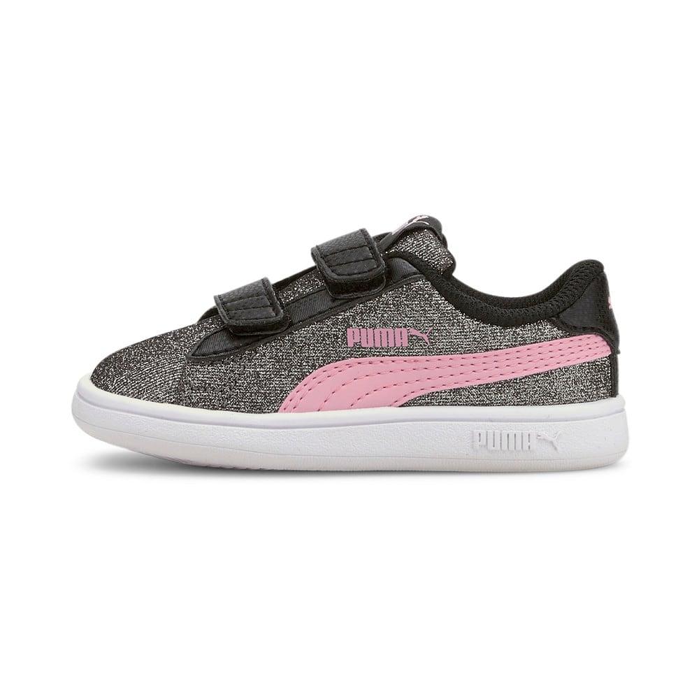 Imagen PUMA Zapatillas Puma Smash v2 Glitz GlamV para bebé #1