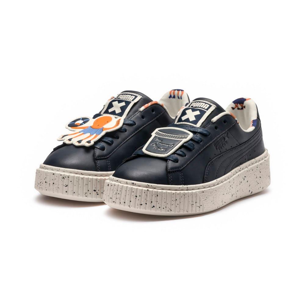 Görüntü Puma PUMA x TINYCOTTONS Platform Ayakkabı #2