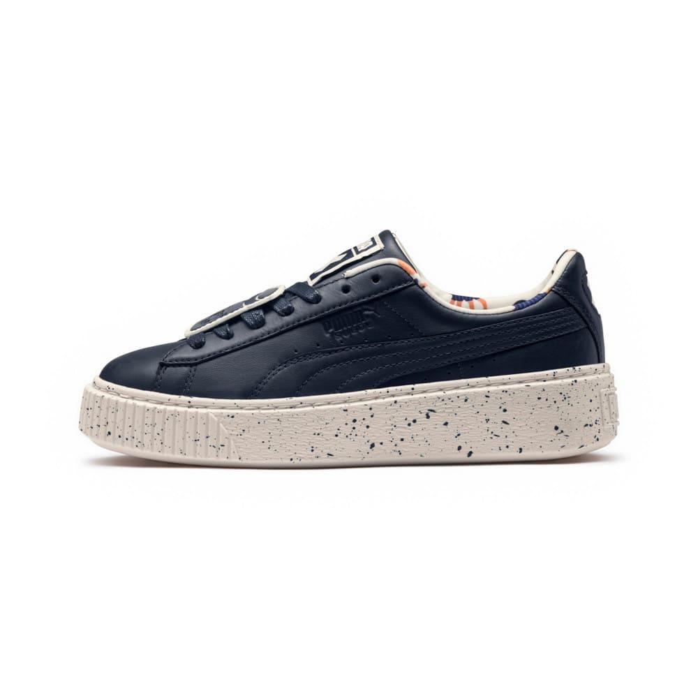 Görüntü Puma PUMA x TINYCOTTONS Platform Ayakkabı #1