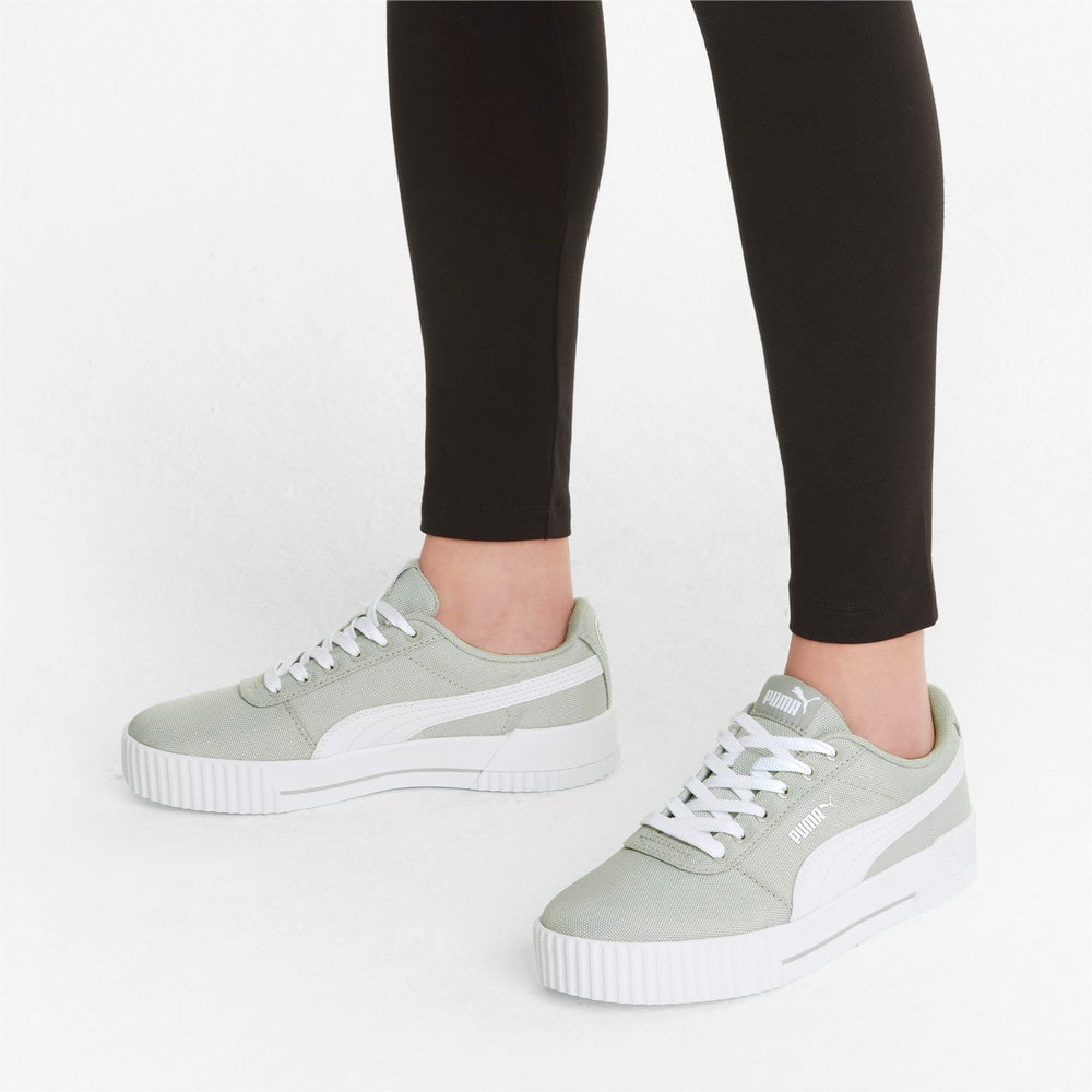 Зображення Puma Кеди Carina Canvas Women's Trainers #2