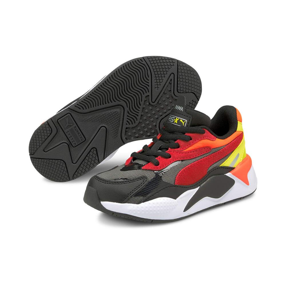 Görüntü Puma RS-X³ Neon Flame Çocuk Ayakkabı #2