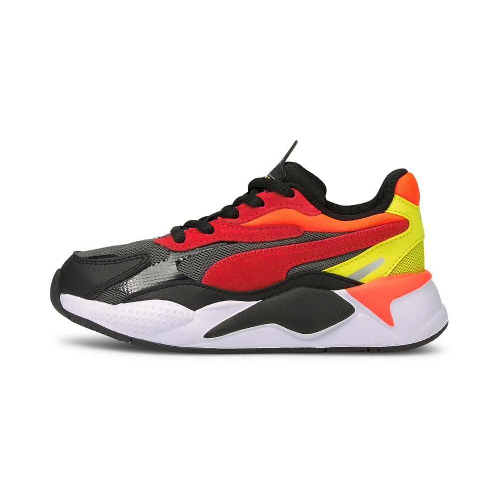 Görüntü Puma RS-X³ Neon Flame Çocuk Ayakkabı #1