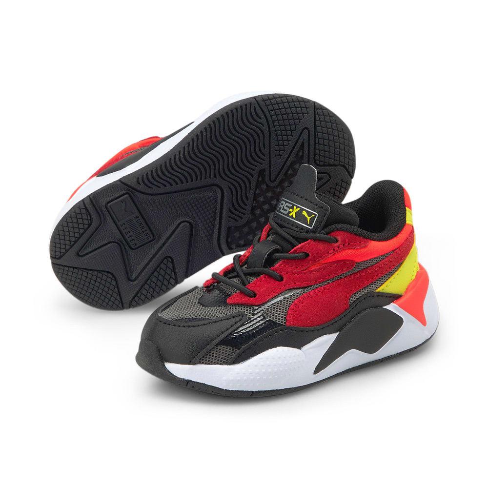 Görüntü Puma RS-X³ Neon Flame Bebek Ayakkabı #2