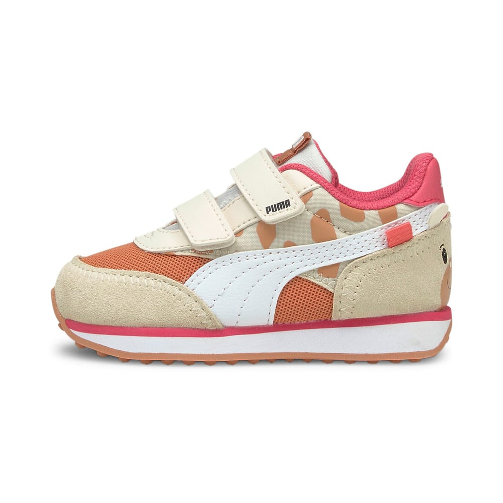 Изображение Puma Детские кроссовки Future Rider Animals V Babies' Trainers #1