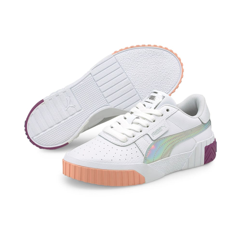 Image Puma Cali Bubbles Youth Trainers #2