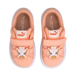 Изображение Puma Детские кеды Smash v2 Summer Animals Babies' Trainers