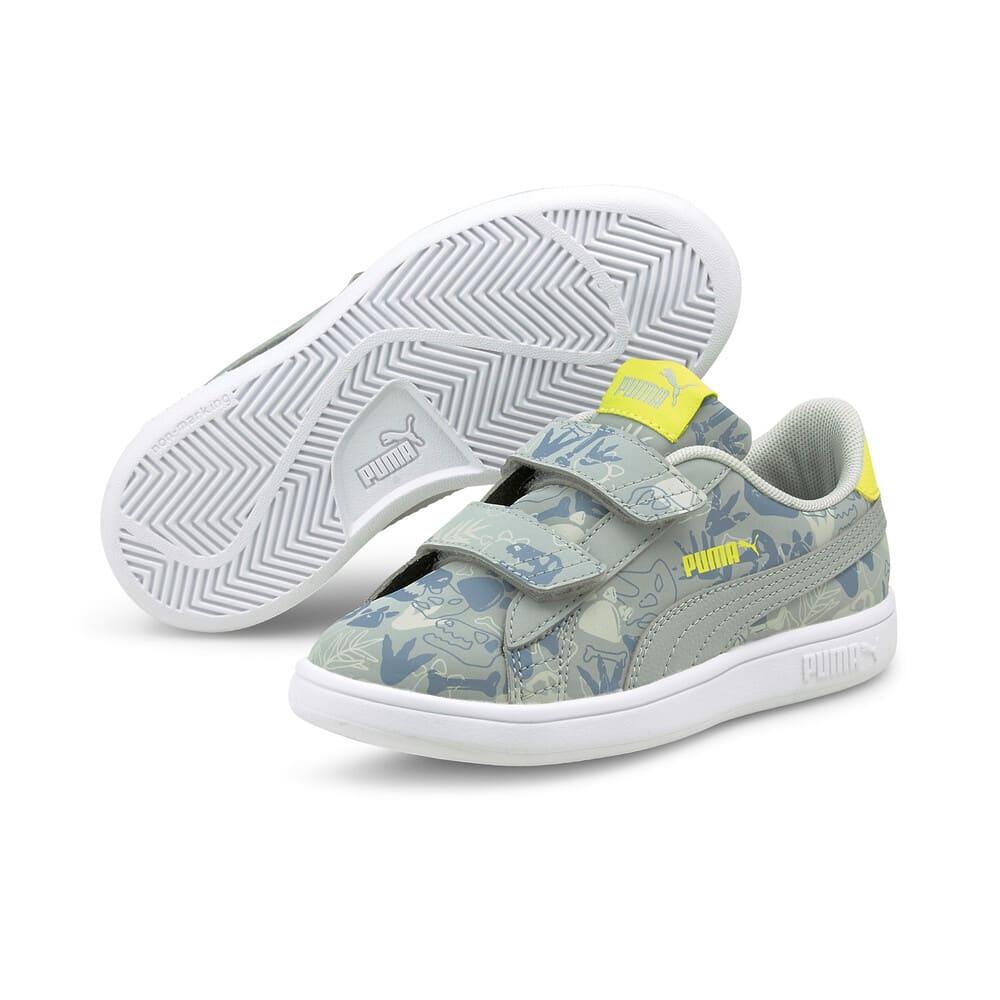 Görüntü Puma Smash v2 Archeo Summer Çocuk Ayakkabı #2