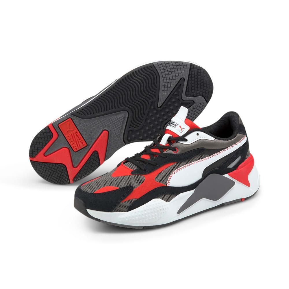 Image Puma RS-X³ Twill Air Mesh Trainers #2