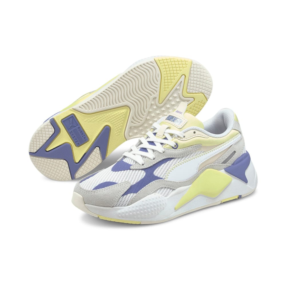Изображение Puma Кроссовки RS-X³ Twill Air Mesh Trainers #2