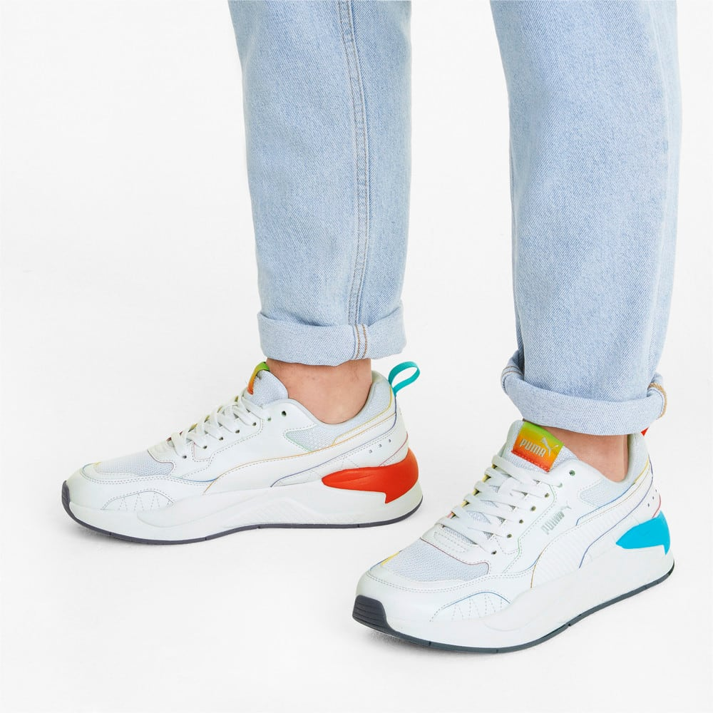 Изображение Puma Кроссовки X-Ray² Square Rainbow Trainers #2