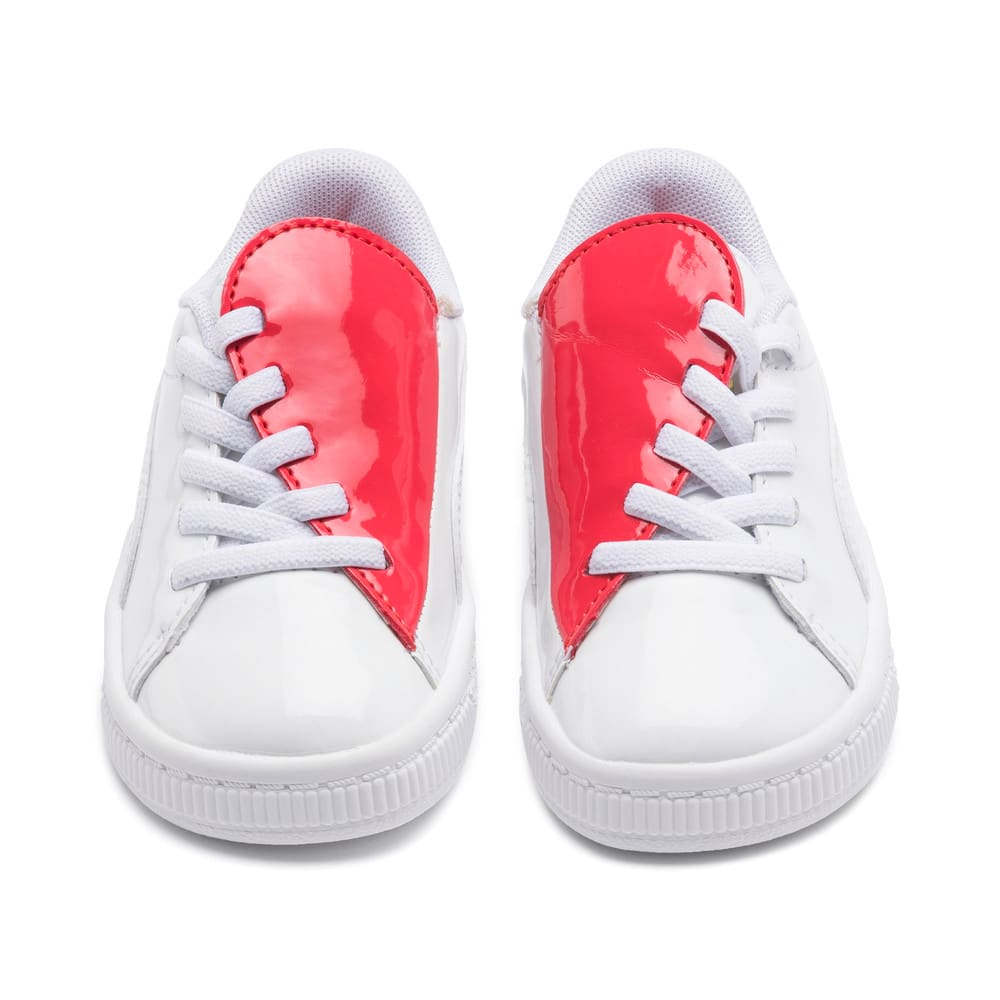 Imagen PUMA Zapatillas Basket Crush Patent para niña #1
