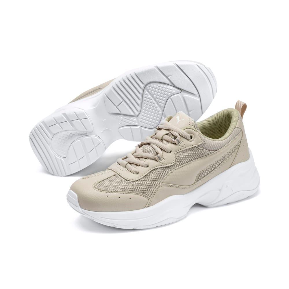 Зображення Puma Кросівки Cilia #2: Silver Gray-Puma Silver-Puma White