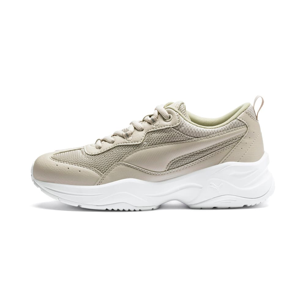 Зображення Puma Кросівки Cilia #1: Silver Gray-Puma Silver-Puma White