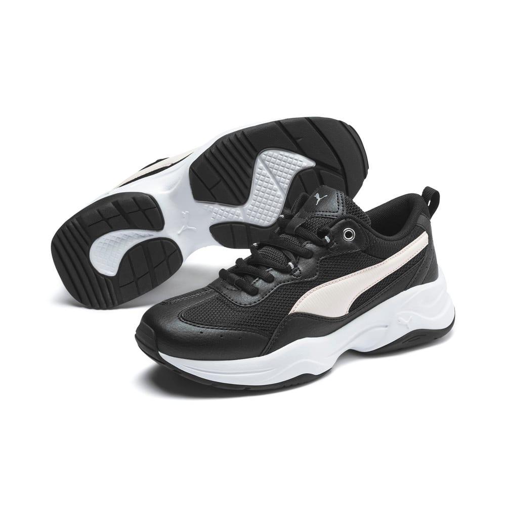 Зображення Puma Кросівки Cilia #2: Puma Black-Rosewater-Puma Silver-Puma White