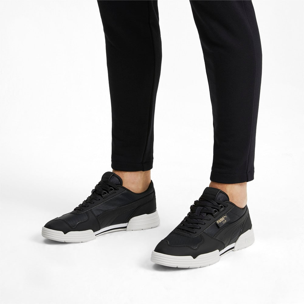Image Puma CGR Perforated Trainers #2