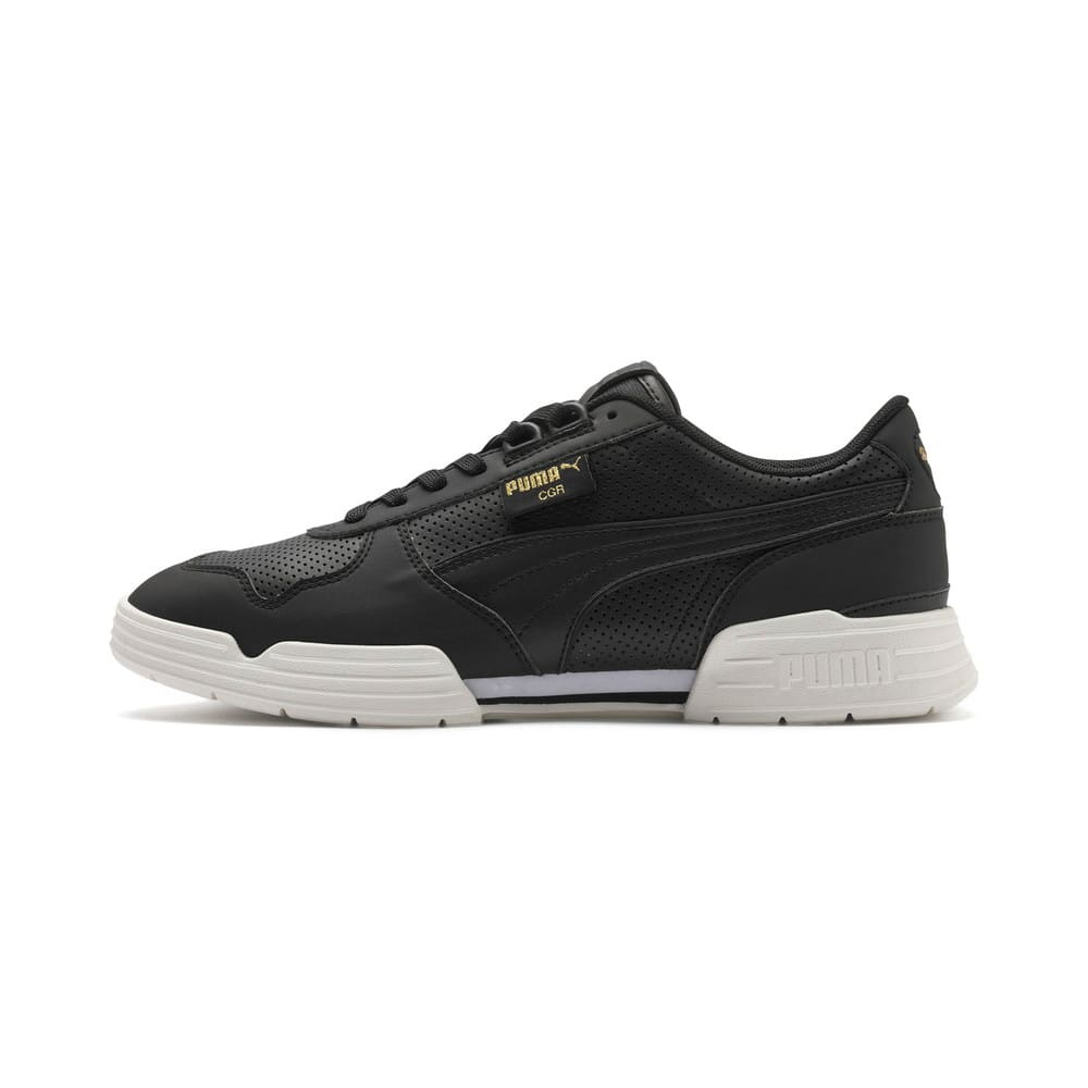 Image Puma CGR Perforated Trainers #1