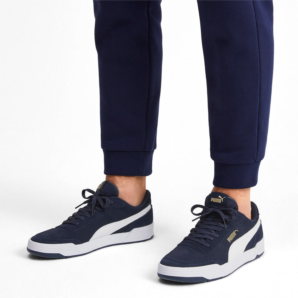 Image Puma Caracal Suede Trainers #2