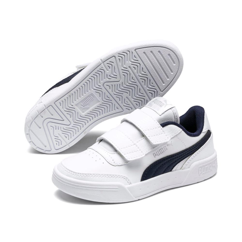 Görüntü Puma Caracal Bantlı Çocuk Ayakkabısı #1