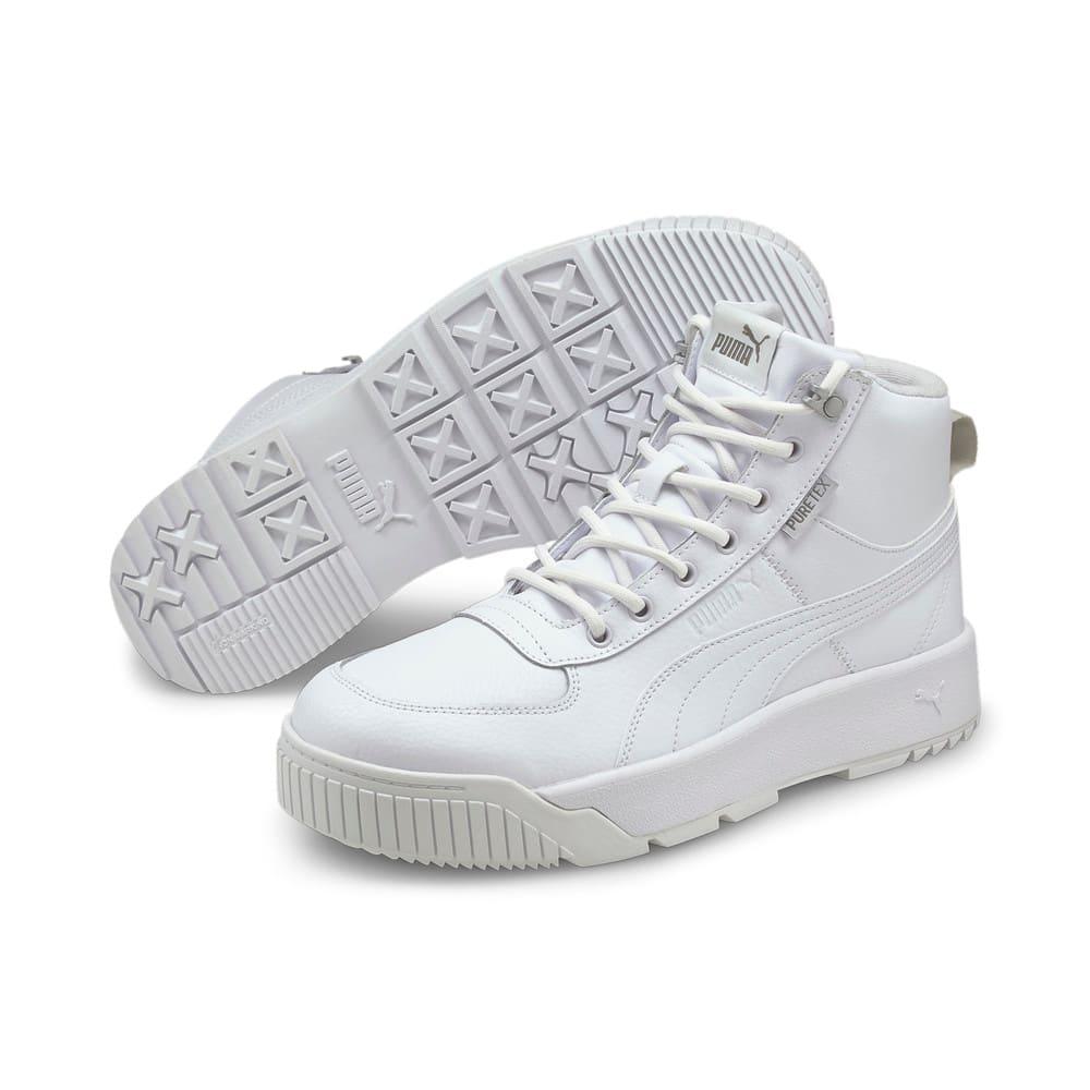 Зображення Puma Кросівки Tarrenz SB Puretex #2: Puma White-Puma White-Steel Gray