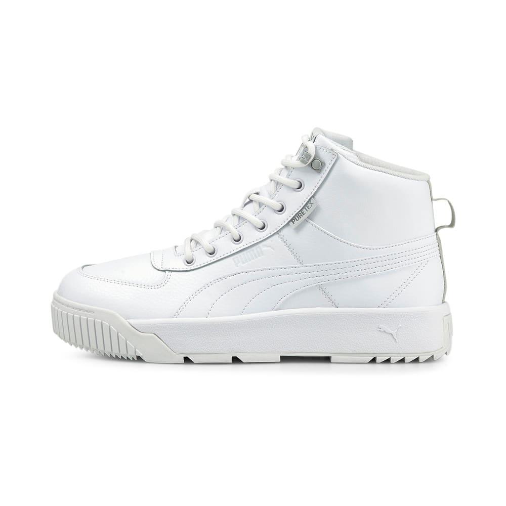 Зображення Puma Кросівки Tarrenz SB Puretex #1: Puma White-Puma White-Steel Gray