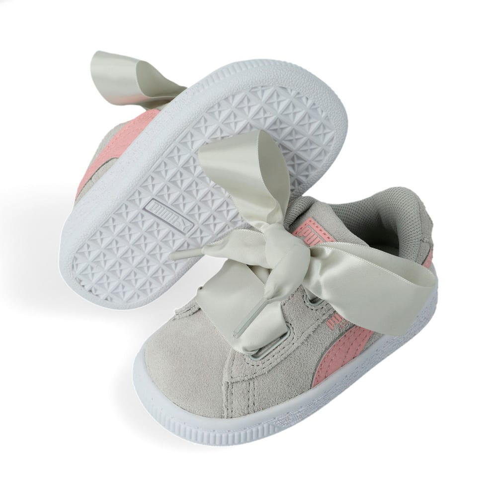 Image Puma Suede Heart Circles Babies' Trainers #2