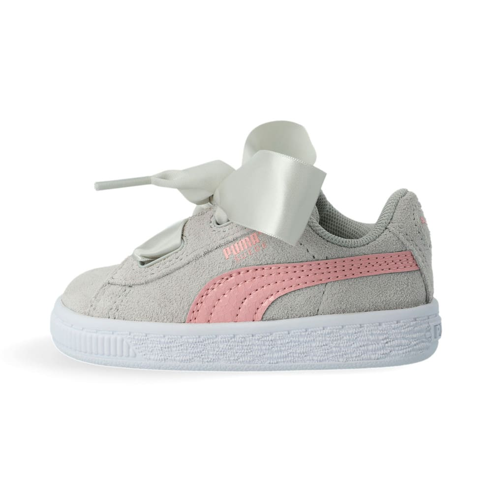 Image Puma Suede Heart Circles Babies' Trainers #1
