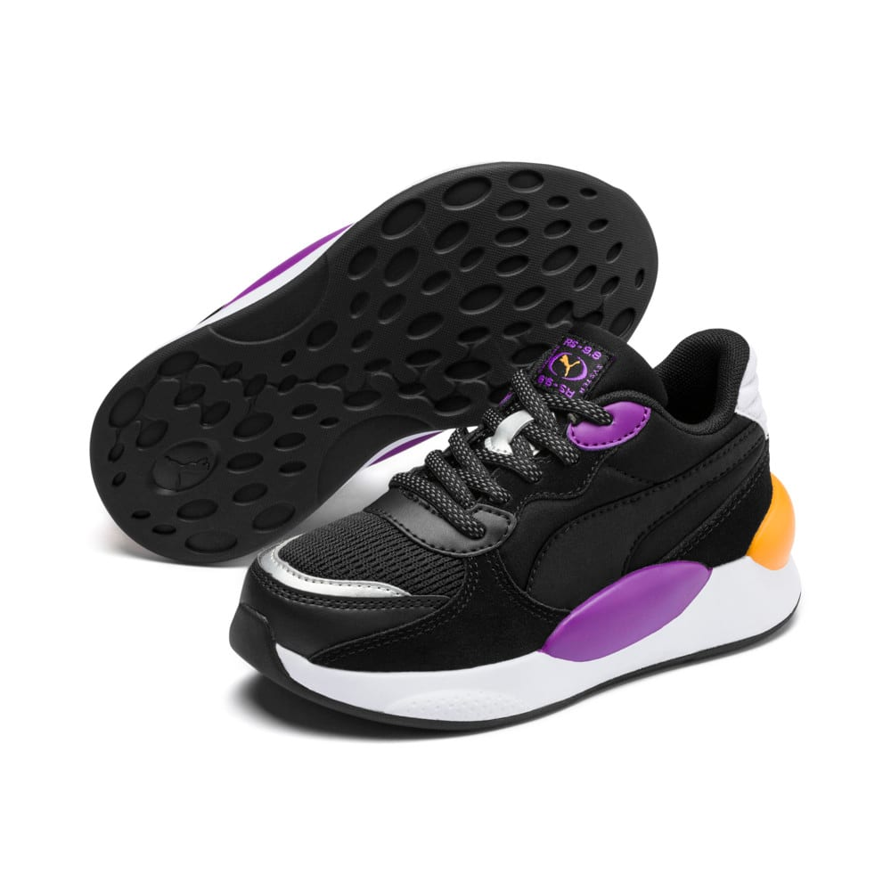 Image Puma RS 9.8 Gravity Kids' Trainers #2