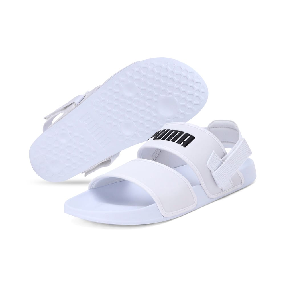 Изображение Puma Сандалии Leadcat YLM Lite Sandals #2: Puma White-Puma Black