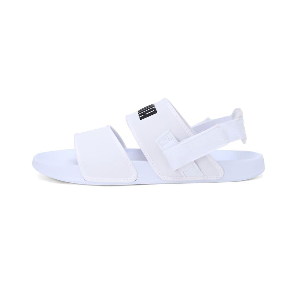 Изображение Puma Сандалии Leadcat YLM Lite Sandals #1: Puma White-Puma Black