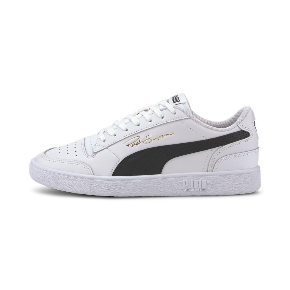 Зображення Puma Кеди Ralph Sampson Lo #1: Puma White-Puma Black-Puma White