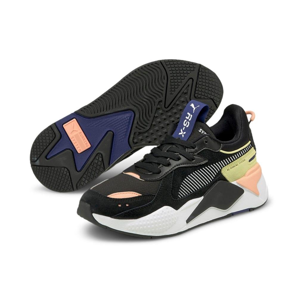 Зображення Puma Кросівки RS-X Reinvent Wn's #2: Puma Black-Apricot Blush-Yellow Pear
