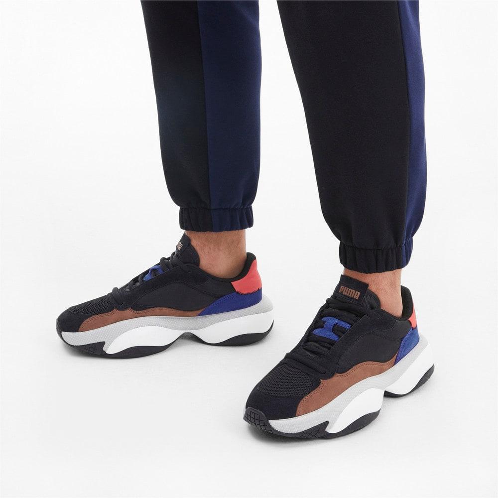 Image Puma Alteration Premium Leather Trainers #2