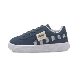 Изображение Puma Детские кроссовки Basket Canvas T4C Babies' Trainers