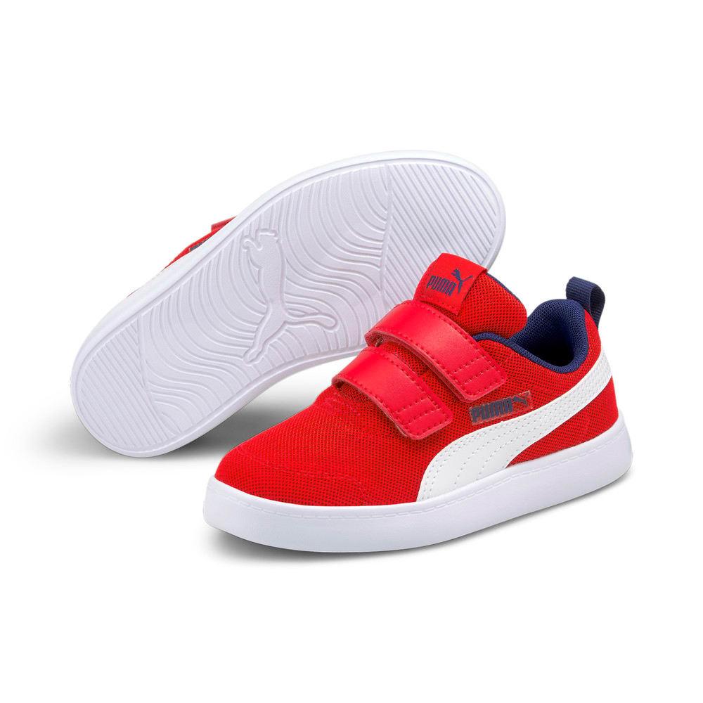 Görüntü Puma Courtflex V2 Mesh Çocuk Ayakkabı #2